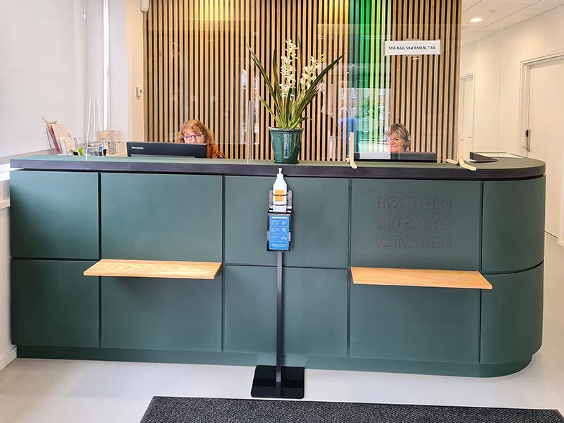 reception-ultralydklinik